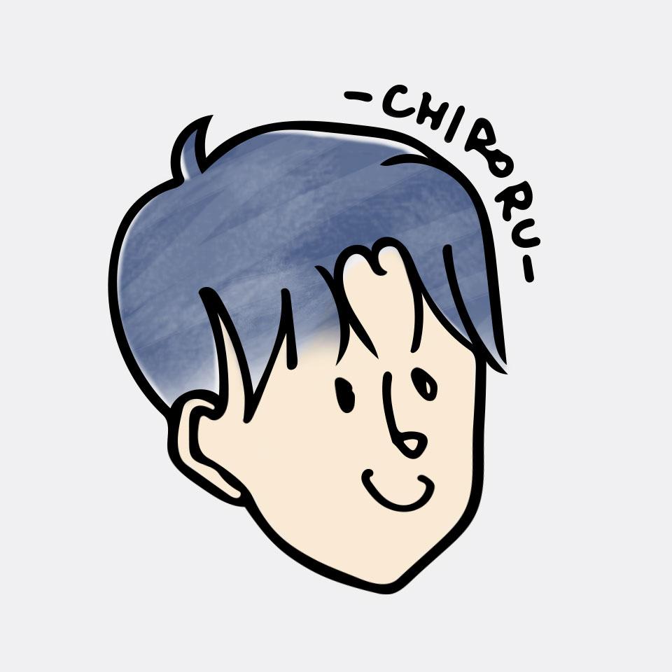 腐男子ブログCOE管理人チロルアイコン画像
